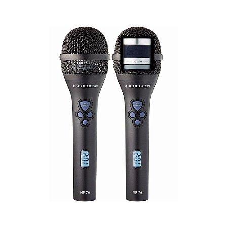 Microfone MP-76 TC Helicon
