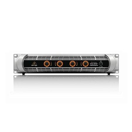 Amplificador de Potência Berhinger iNuke NU4-6000 220V