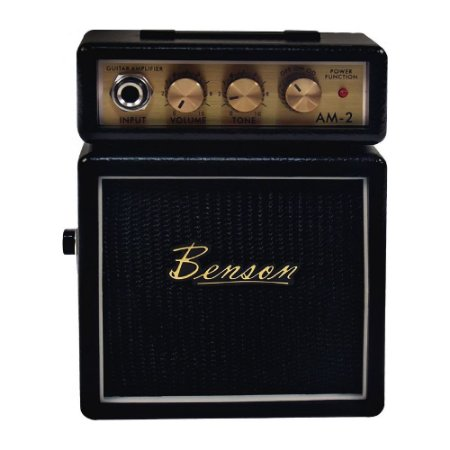 Mini Amplificador para Guitarra AM-2B Benson