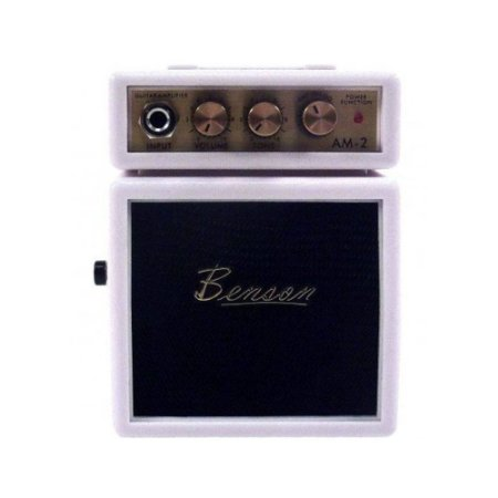 Mini Amplificador para Guitarra AM-2W Benson