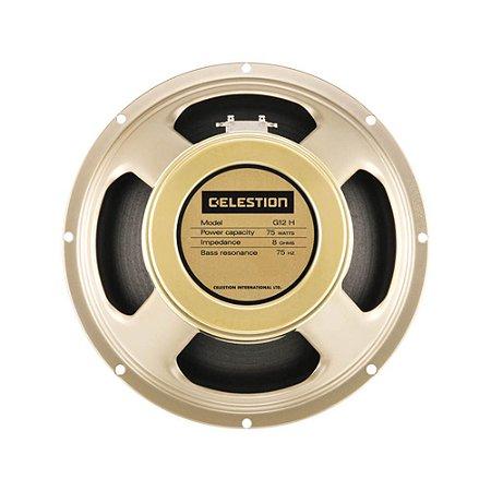 Alto-falante para Guitarra Celestion G12H-75 CREAMBACK 75W RMS 8 Ohms