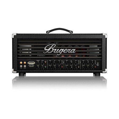 Amplificador Valvulado Bugera Trirec Infinium Cabeçote p/ Guitarra 100W Varipower