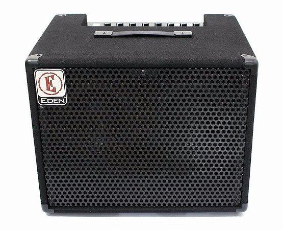 Amplificador para Contrabaixo Eden EC28 Combo 180W 2x8''