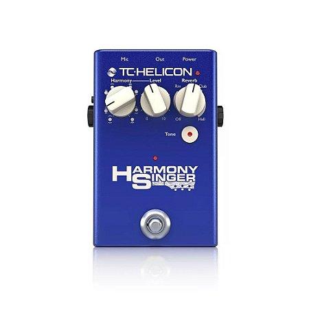 Pedal para Voz TC Helicon Harmony Singer 2