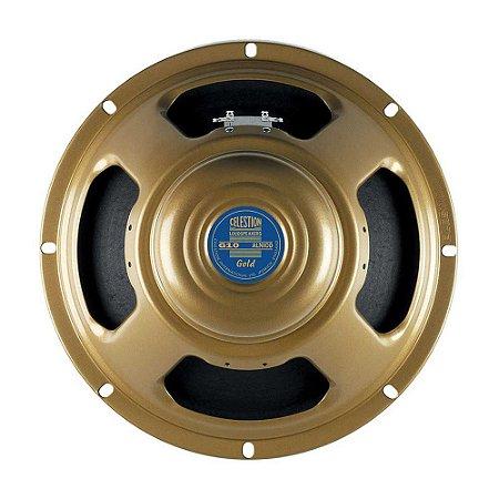 Alto-falante para Guitarra Celestion G10 GOLD 40W RMS 8 Ohms