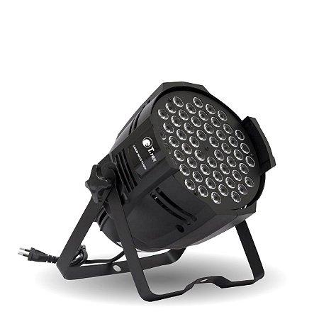 Refletor LED T-Rex Par LED 54 RGBW 1W