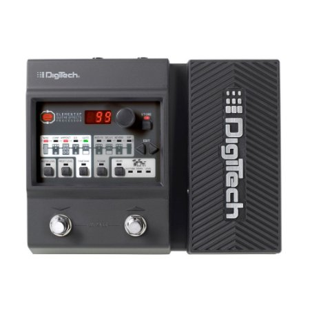 Pedaleira Para Guitarra Digitech Element XP