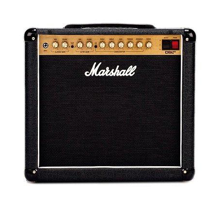 Combo Valvulado Para Guitarra Marshall DSL20CR Amplificador 20W