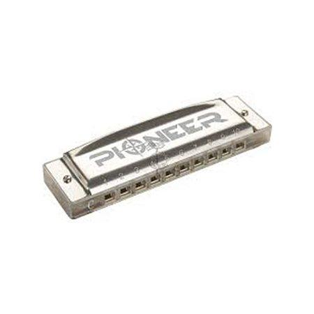 Harmônica Hohner M91520 Pioneer C caixa c/10