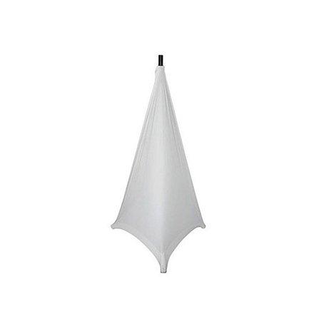 Cobertura elástica para Tripé de Caixa Gator GPA-STAND-2-W (Branco) com Bolsa de Transporte
