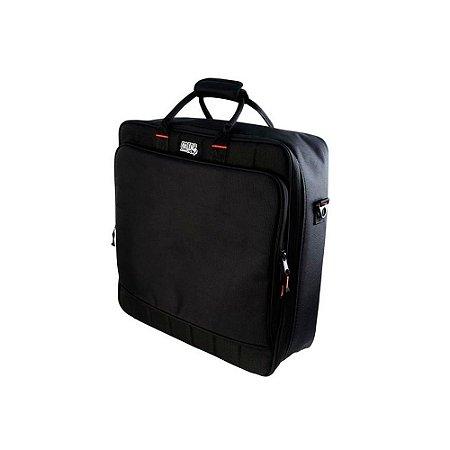 Bag para Mixer Gator G-MIX-B 1818 18x18 com Alça Ajustável