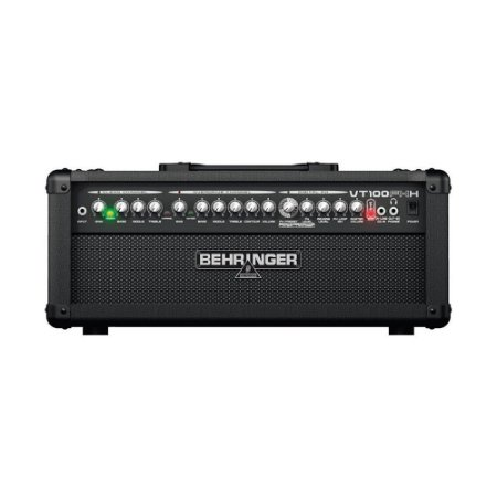 Amplificador para Guitarra Behringer VT100FXH Cabeçote 100W 110V