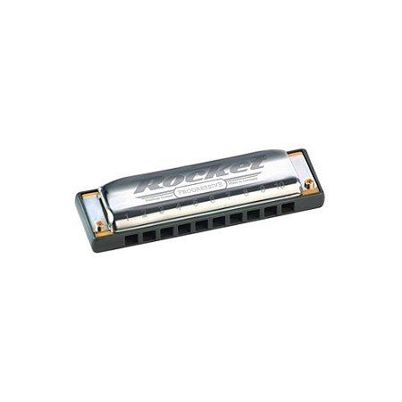 Harmônica Diatônica Hohner Rocket 2013/20 em C (Dó)