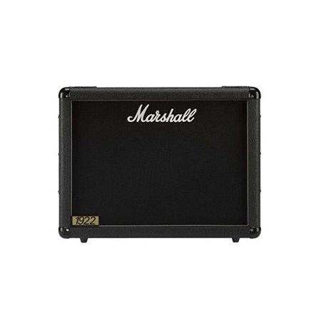 Caixa Angulada para Guitarra Marshall 1922-E Gabinete 2x12'' 150W