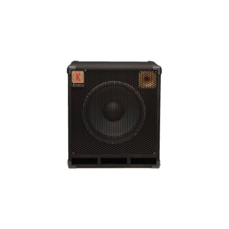 Caixa para Contrabaixo Eden D115XLT-8-E 400W 1  falante de 15'' polegadas 8 Ohms