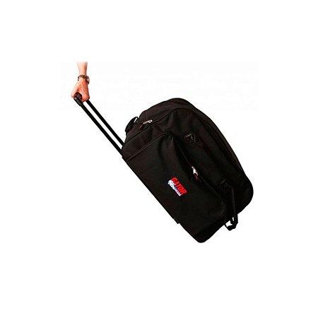 Bag para Caixa Acústica Gator GPA-712SM 12 Com Alça e Rodas