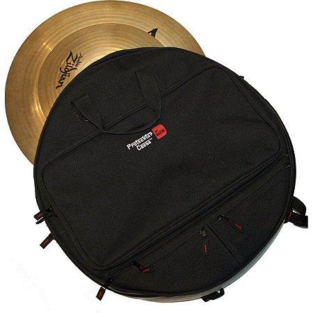 Bag para Pratos Gator 24 GP-CYMBAK-24