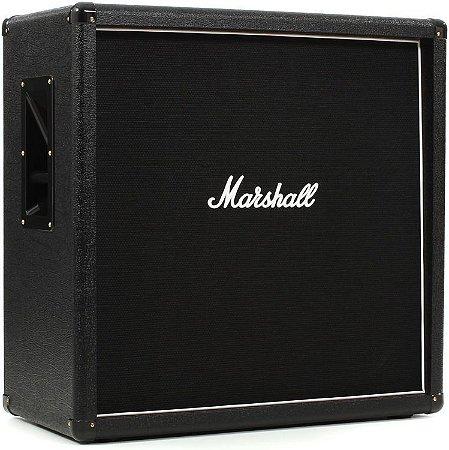 Caixa Angulada para Guitarra Marshall MX412B-E Gabinete 4x12'' 240W