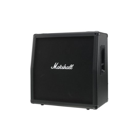 Caixa Angulada para Guitarra Marshall MG412ACF-E Gabinete 4x12'' 120W