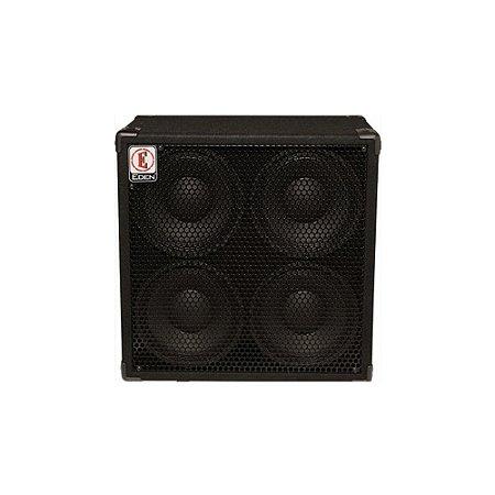 Caixa para Contrabaixo Eden EX410SC-4-E 400W 4 falantes de 12'' polegadas 4 Ohms