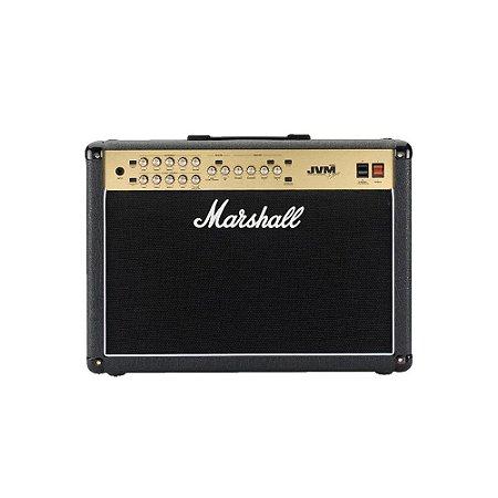 Combo Valvulado Para Guitarra Marshall JVM205C-B Amplificador 2x12'' 50W