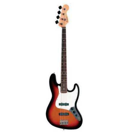 Baixo 4 cordas Benson JAZZTONE-TS Jazz Bass Sunburst