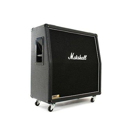Caixa Angulada para Guitarra Marshall 1960AV-E Gabinete 4x12'' 280W