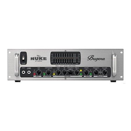 Cabeçote para Contrabaixo Eden BTX36000 Amplificador 3800W 220V
