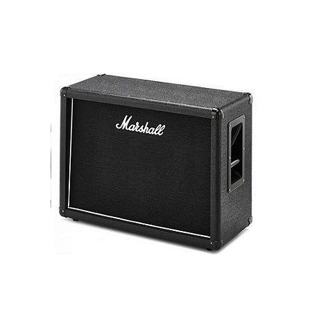 Caixa Angulada para Guitarra Marshall MX212 Gabinete 2x12'' 160W