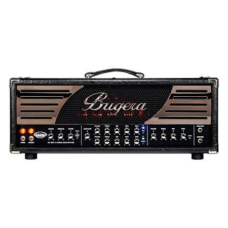 Amplificador Valvulado Bugera 333 Infinium Cabeçote para Guitarra 120W 110V