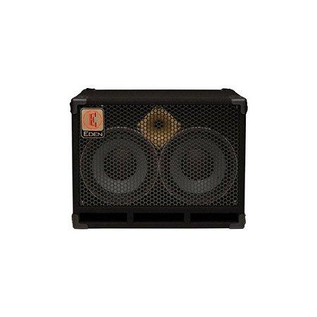 Caixa para Contrabaixo Eden D210XST-8-E 600W 2 falantes de 10'' polegadas 8 Ohms