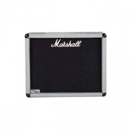 Caixa Angulada para Guitarra Marshall 2536 Gabinete Mini Silver Jubilee 140W