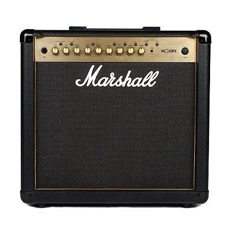 Amplificador Marshall MG50GFX Gold Combo para Guitarra 50W