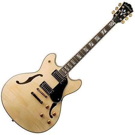 Guitarra Semiacústica Washburn HB35N Natural