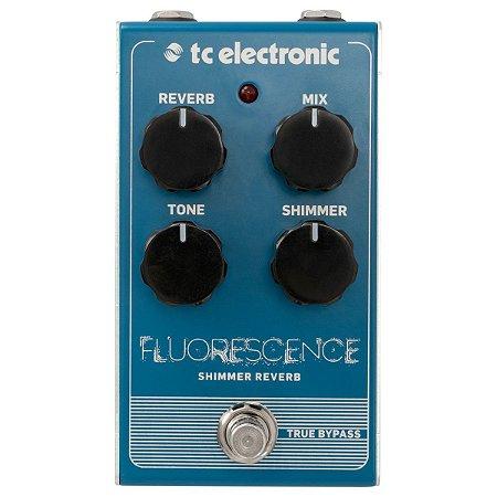 Pedal de Efeitos para Guitarra TC Electronic Fluorescence Shimmer Reverb