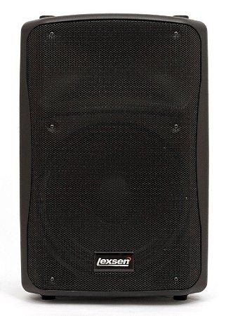 """Caixa de Som Ativa Lexsen LPX112A 250W 12"""""""