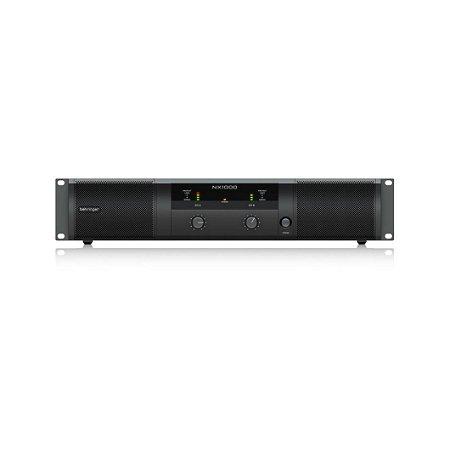 Amplificador de Potência Behringer NX1000 1000W