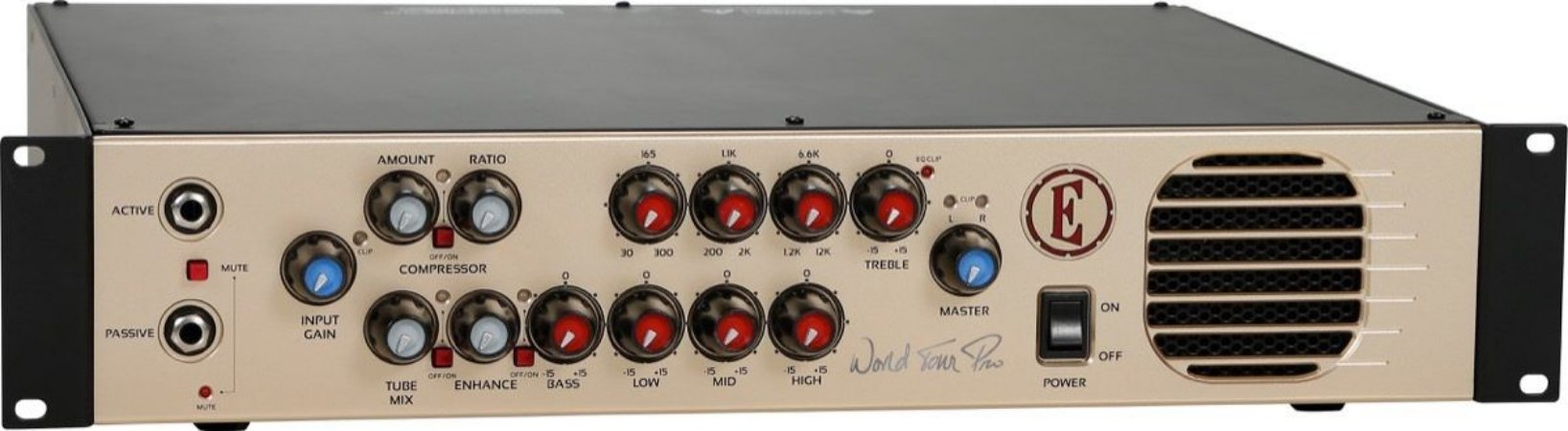 Amplificador para Contrabaixo Eden WTP900 900W