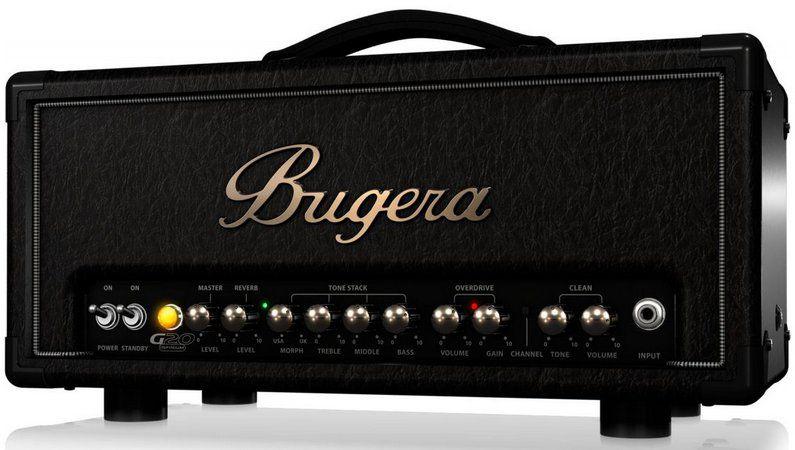 Amplificador Valvulado Bugera G20 Infinium Cabeçote p/ Guitarra 20W 110V