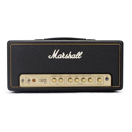Amplificador Valvulado para Guitarra Marshall Origin 20H Cabeçote 20W