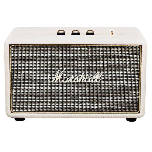 Caixa de Som Marshall Acton Cream Export 41W com Bluetooth