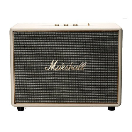 Caixa de Som Marshall Woburn Cream Export 80W com Bluetooth
