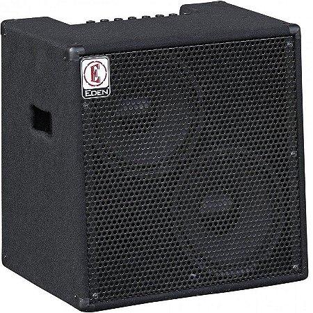 Combo para Contrabaixo Eden EC210-B Amplificador 180W 110V