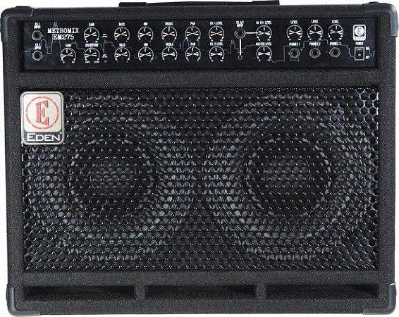 Combo para Contrabaixo Eden EM275-B Amplificador 150W 110V