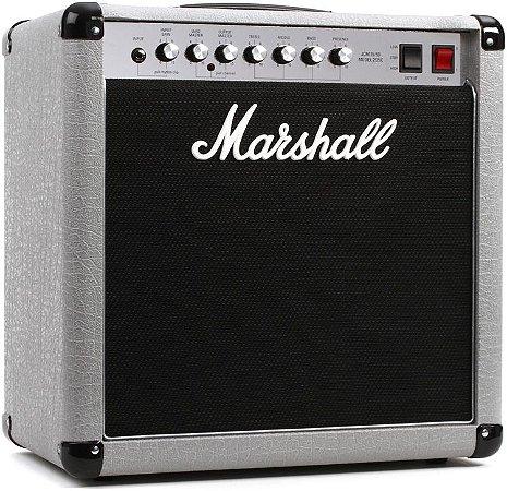 Combo Valvulado para Guitarra Marshall 2525C Amplificador Mini Silver Jubilee 20W