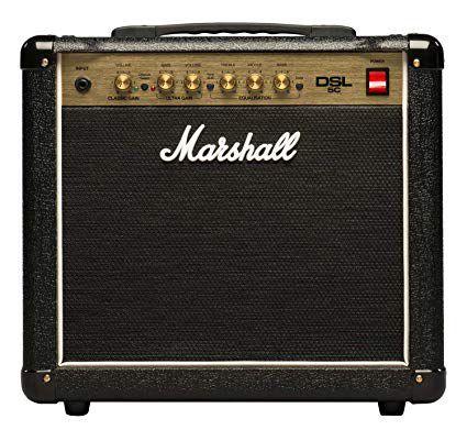 Combo Valvulado Para Guitarra Marshall DSL5C Amplificador 5W