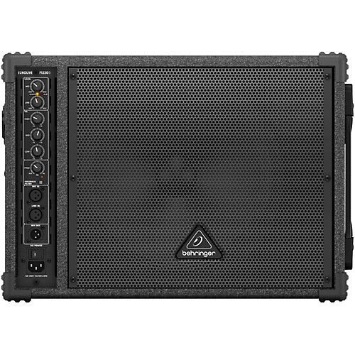 Monitor de Palco Ativo Behringer F1220D Biamplificado 250W