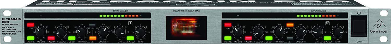 Pré-Amplificador Behringer MIC2200 Ultra Gain Pro 110V