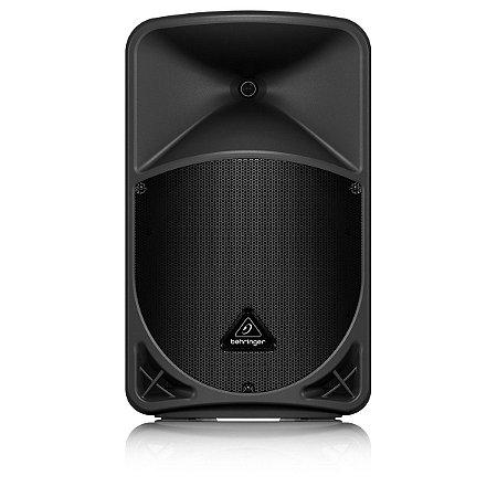 Caixa de Som Ativa Behringer B12X com DSP e Bluetooth 1000W
