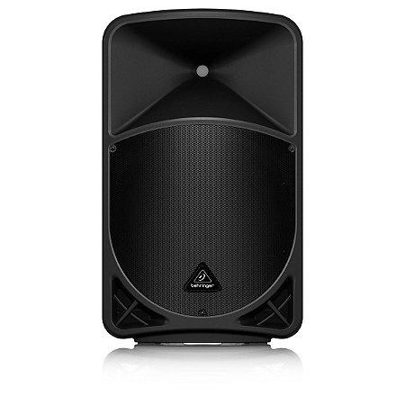 Caixa de Som Ativa Behringer B15X com DSP e Bluetooth 1000W